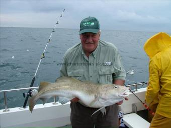 21 lb 2 oz Cod by WALTER from Oxford