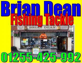 Brian dean fishing tackle bait tackle shop for Brian s fishing supply