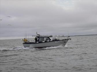 Fishing report from cleveland princess 12 feb 2015 for Cleveland fishing report
