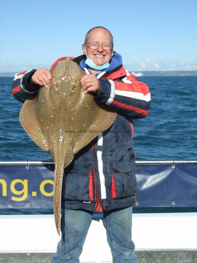 14 lb Blonde Ray by Phil Harrison
