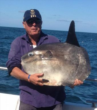 40 lb Sunfish by Unknown