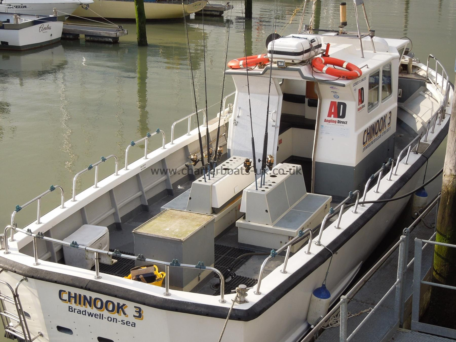 Photo of Charter Boat Chinook 3