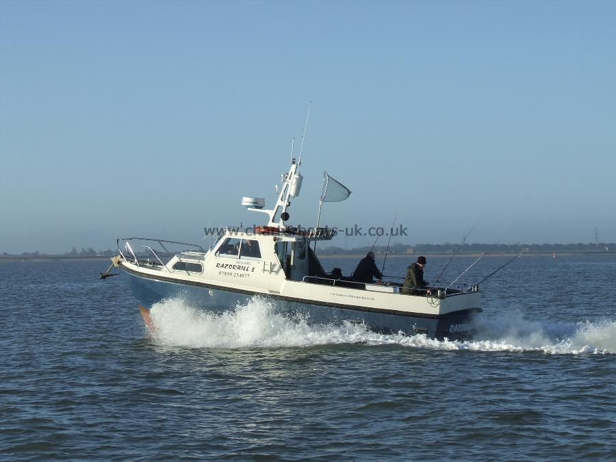 Photo of Charter Boat Razorbill 3