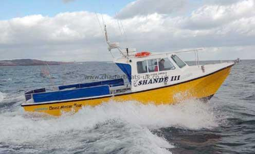 Photo of Charter Boat Shande 3