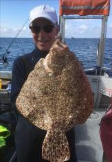 1 lb Turbot by Unknown