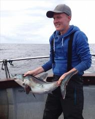 15 lb Porbeagle by Aberdeen laddy