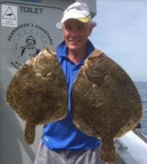 1 lb Turbot by Terry Golding